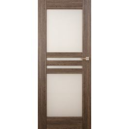 VASCO DOORS Interiérové dveře MADERA kombinované, model 6, Ořech, A
