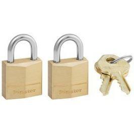 Master Lock Visací zámek mosazný 2x30mm (130EURT)