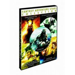 Fantasy adventure stars collection (5DVD)