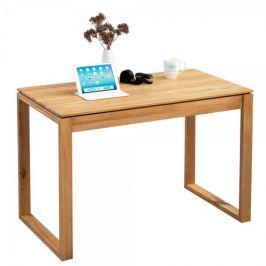 Artenat Psací stůl se zásuvkou Kuno, 110 cm, divoký dub
