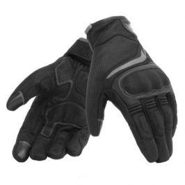 Dainese rukavice AIR MASTER vel.L Unisex, černá, textil/kůže, letní
