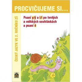 Procvičujeme si ... Psaní y/ý a i/í po tvrdých a měkkých souhláskách a psaní ě (2. ročník)