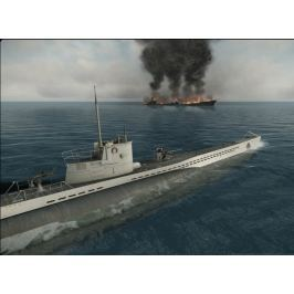 Poukaz Allegria - simulátor ponorky U-BOAT - 60 minut Praha