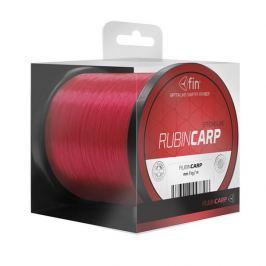 FIN Vlasec Rubin Carp Červená Big Pack 0,26 mm, 13,2 lbs