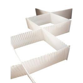 Compactor Organizér do zásuvky Free, bílý