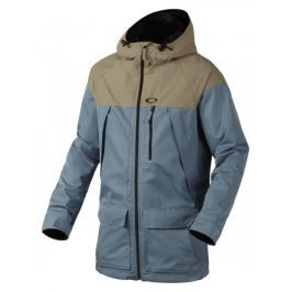 Oakley Silver Fox Bzs Jacket Blue Mirage S