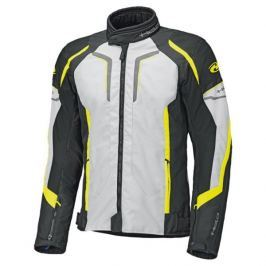 Held pánská bunda SMOKE vel.XL šedá/fluo-žlutá/černá, textil
