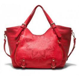 Desigual červená kabelka Anonymous Rotterdam