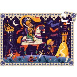 Djeco Puzzle Don Quichote