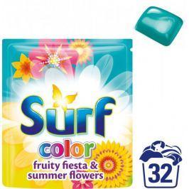 Surf Fruity Fiesta kapsle na praní 32 ks