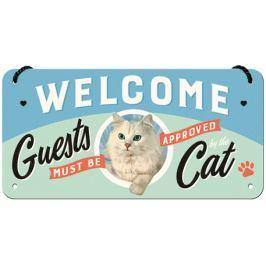 Postershop Závěsná cedule Welcome