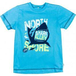 MMDadak chlapecké tričko Surf 104 modrá