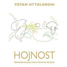 Ottolenghi Yotam: Hojnost - Kulinářské skvosty mistra zeleninové kuchyně
