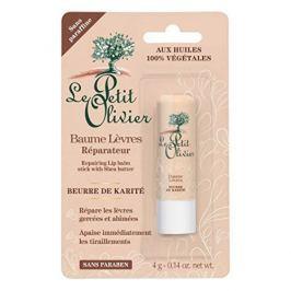 Le Petit Olivier Ultra hydratační balzám na rty s bambuckým máslem 4 g