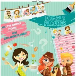Plánovací Girls & Boys, poznámkový kalendář
