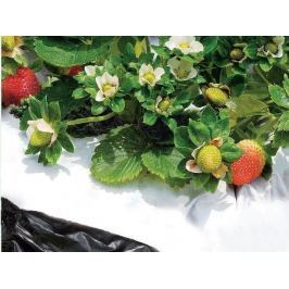 TENAX SPA Oboustranná polyethylenová fólie BLACK / WHITE COVER 1,4m x 10m