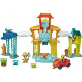 Play-Doh TOWN 3-IN-1 Town Center - rozbaleno