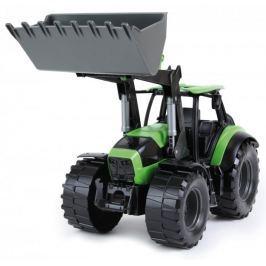 LENA Deutz Traktor Fahr Agrotron 7250 okrasný kartón