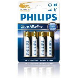 Philips AA 4ks Ultra Alkaline (LR6E4B/10)