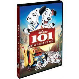101 Dalmatinů (Edice Disney klasické pohádky)    - DVD