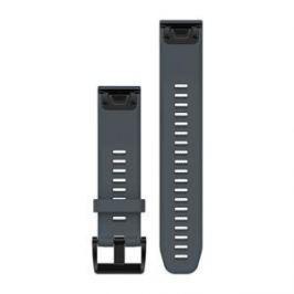 Garmin náhradní řemínek pro Fenix 5 a Forerunner 935 QuickFit™ 22, šedý - rozbaleno