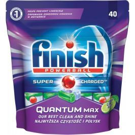 Finish Quantum Max Apple & Lime 40 ks