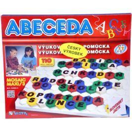 VISTA Mozaika Maxi/3 Abeceda verze SK