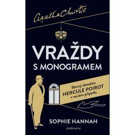 Hannah Sophie: Poirot: Vraždy s monogramem
