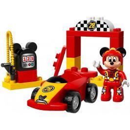 LEGO DUPLO® Disney 10843 Mickeyho závodní auto