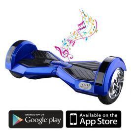 Kolonožka Premium s mobilní aplikací a BT reproduktorem, modrá