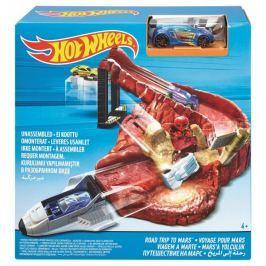 Hot Wheels Klasická hrací sada Road Trip To Mars