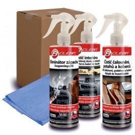 B-Clean Balíček auto péče o interiér vanilka