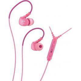 MEE audio M6P, růžová