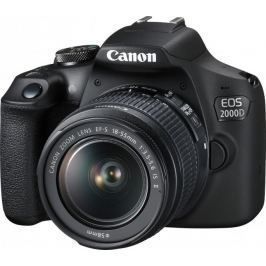 Canon EOS 2000D + 18-55 IS Value Up Kit (2728C013AA)
