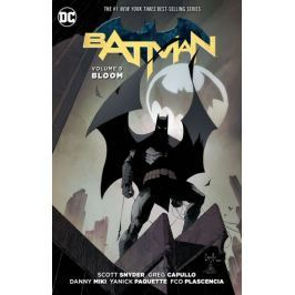 Snyder Scott, Capullo Greg: Batman - Květy zla