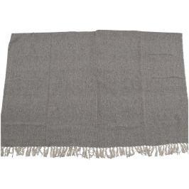 Home Pléd béžovo-černý 125x150 cm
