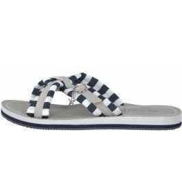 Tamaris dámské pantofle Avril 38 šedá