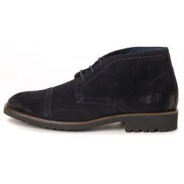 Marc O´Polo pánská kotníčková obuv 43 tmavě modrá