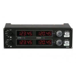 Logitech Joystick G Saitek Pro Flight Radio Panel (945-000011)