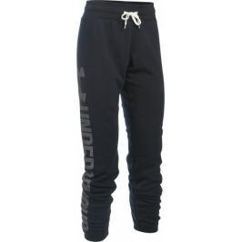 Under Armour Favorite Fleece Pant Black White M