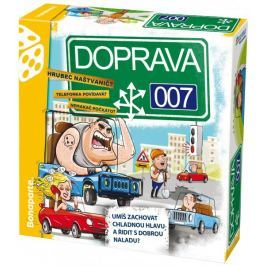 Bonaparte Doprava 007 společenská hra