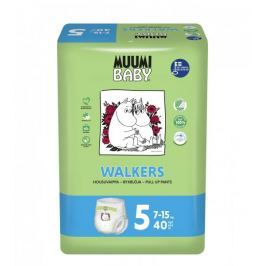 MUUMI BABY Walkers 5 Maxi+ 7-15 kg (40 ks)