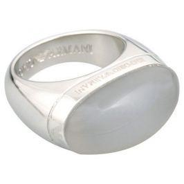 Emporio Armani Prsten EG2653040 (Obvod 53 mm) stříbro 925/1000