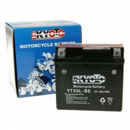 Baterie KYOTO 12V 4Ah YTX5L-BS (dodáváno s kyselinovou náplní)