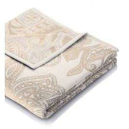 Biederlack Visiona cotton Grand Paisley 150 x 200 cm