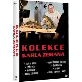 Kolekce Karla Zemana (8DVD)
