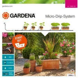 Gardena startovací sada pro rostliny v květináčích M automatic (13002-20)
