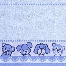 Greno Dětská osuška Medvídek new 70x125 cm, modrá