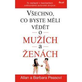Peasovi Allan a Barbara: Všechno, co byste měli vědět o mužích a ženách - To nejlepší z bestsellerů