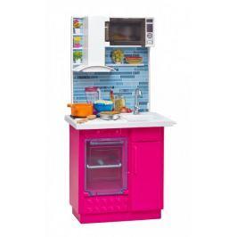 Mattel Barbie panenka a nábytek kuchyň